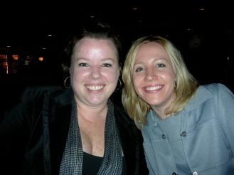 Jen Taylor and I