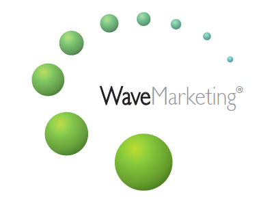 Wave Marketing logo
