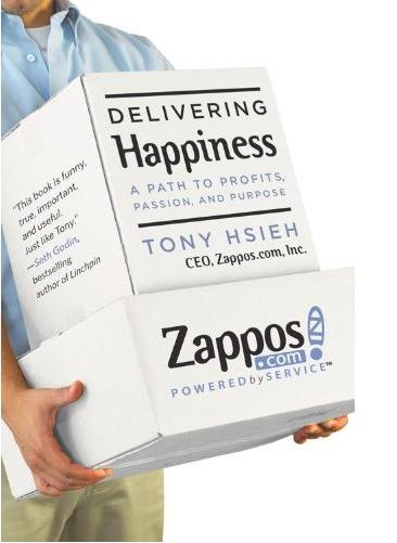 Zappos Cover Tony